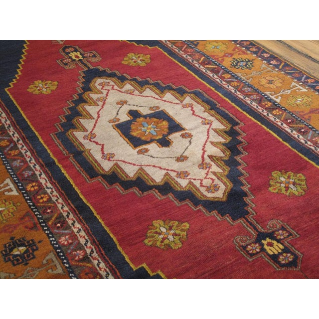 Early 20th Century Yahyali Rug For Sale - Image 5 of 6