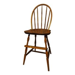 Vintage Nichols & Stone High Chair