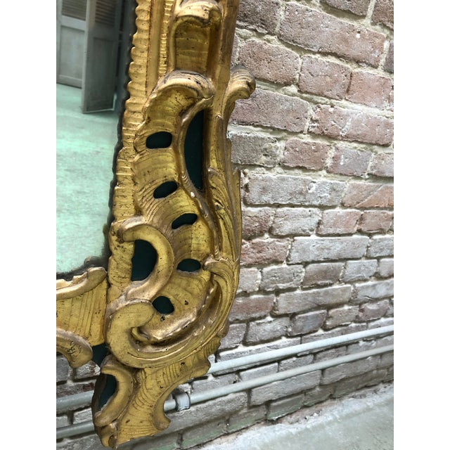 18th Century Louis XV Mirror For Sale - Image 4 of 11