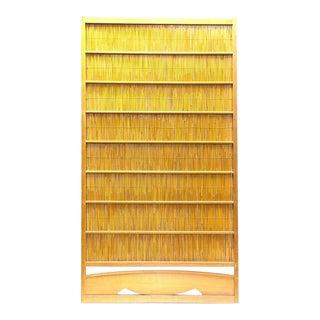Japanese Single Sugi Cedar Yoshido Door For Sale