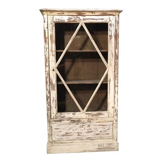 French Storage/Display Cabinet or Bookcase For Sale