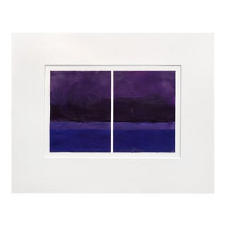 """Janise Yntema """"Egyptian Violet"""", Painting For Sale"""