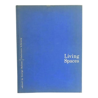 George Nelson: Living Spaces Book For Sale