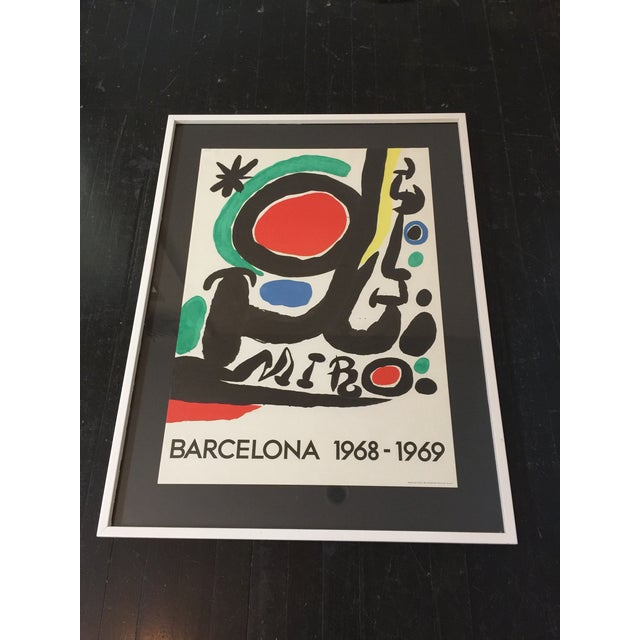 Barcelona 1968 Lithograph by Joan Miró For Sale In San Antonio - Image 6 of 6