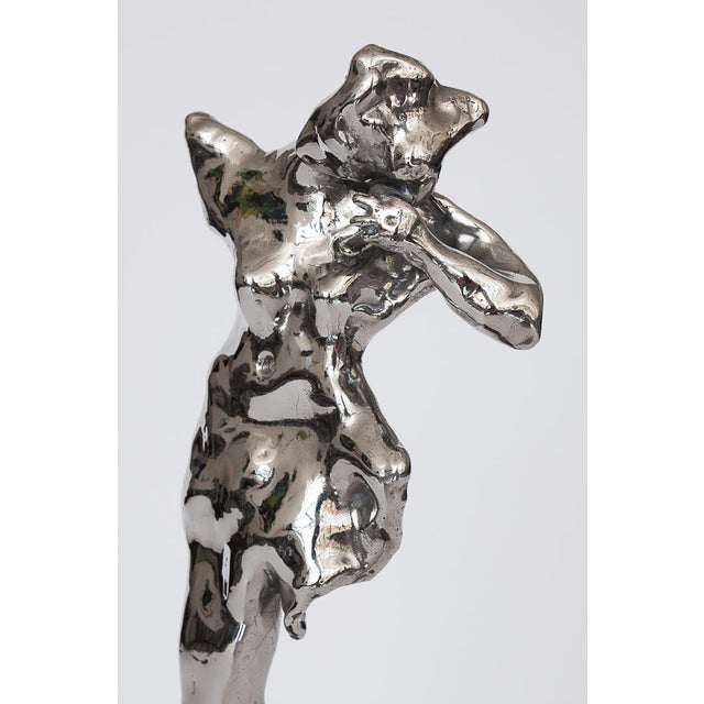 Don Snyder Abstract Nude Modernist Sculpture For Sale In Chicago - Image 6 of 11