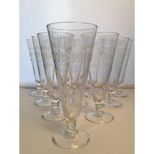 Anchor Hocking Pilsner Glasses - Set of 10 - Image 2 of 8