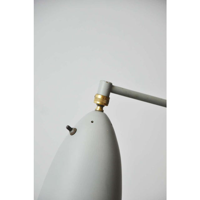 "1940s Greta Grossman 831 ""Grasshopper"" Floor Lamp for Ralph O. Smith For Sale - Image 5 of 9"