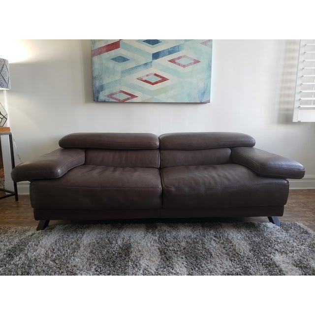 Roche Bobois Syntaxe Sofa For Sale - Image 10 of 10