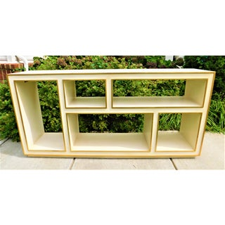 Modern History Furniture Horizontal Abstract Bookcase Preview