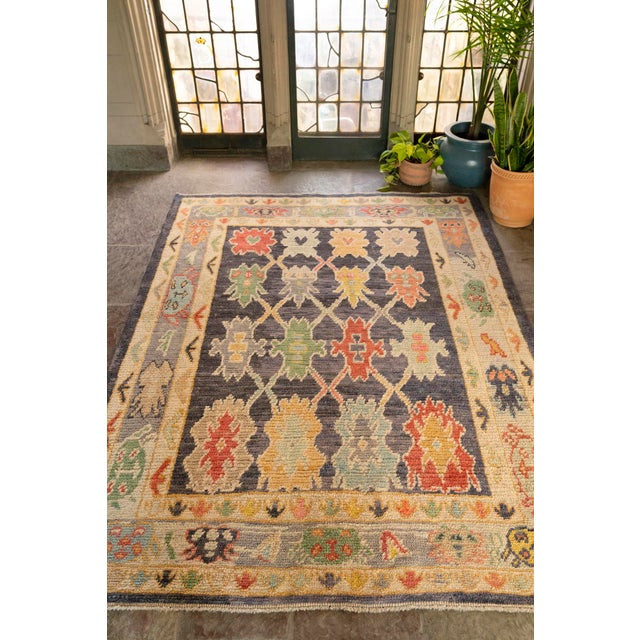 Our modern heirloom rugs are created in collaboration with our Central Anatolian Weaveries. Using hand-spun Turkish wool,...