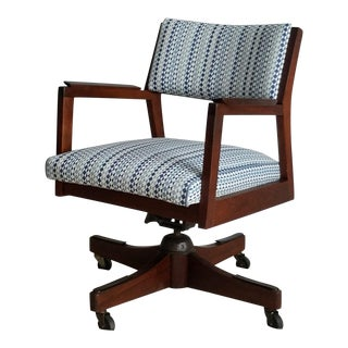Mid-Century Executive Office Chair
