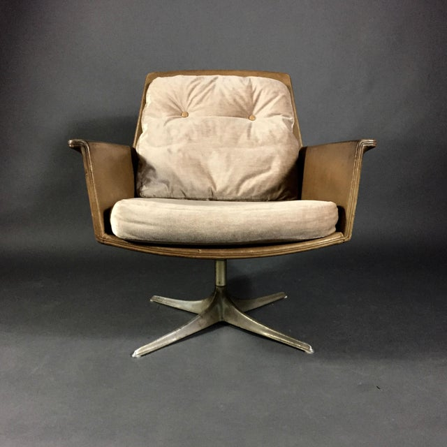 German architect Horst Brüning made a significant contribution to mid-century design collaborating with Kill...