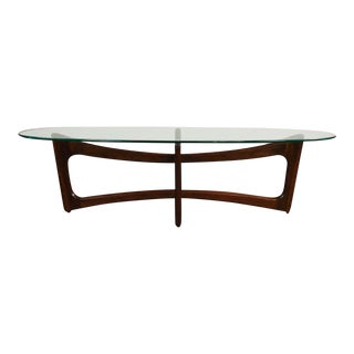 1960s Vintage Adrian Pearsall Coffee Table For Sale