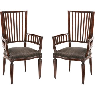 20th Century Rose Tarlow Armchairs - a Pair For Sale