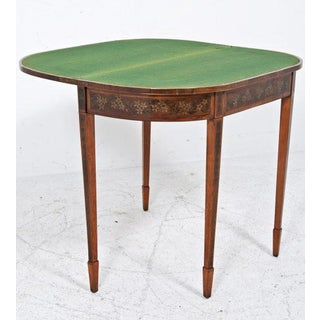 19th Century Painted Satinwood Games Table Preview