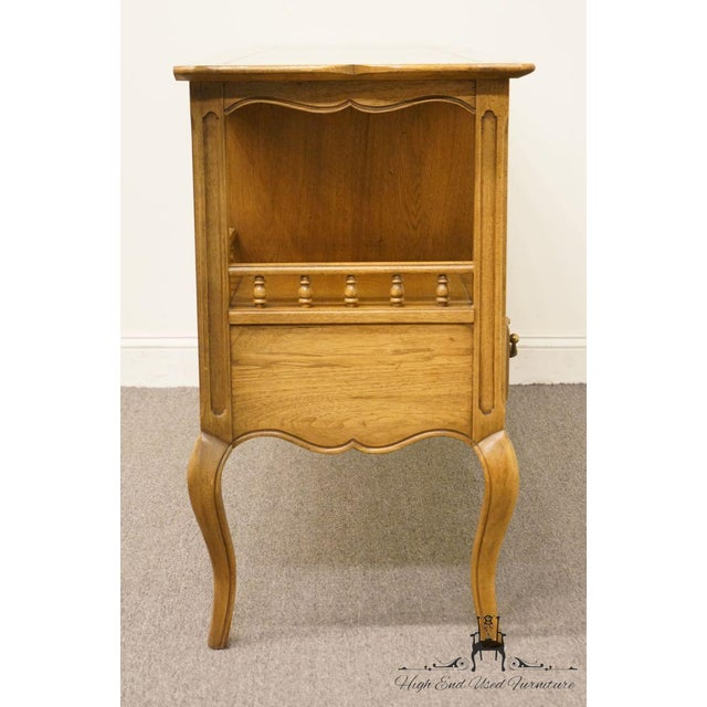 """Thomasville Furniture Chateau Collection French Country 64"""" Server / Buffet For Sale - Image 11 of 13"""