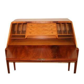 Scandinavian Modern Secretaire Desk For Sale