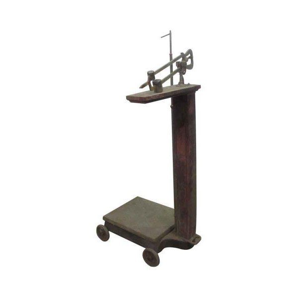 Fair Banks Antique Scale For Sale - Image 9 of 9