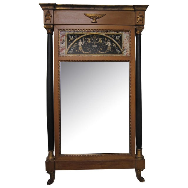 Italian Regency Mirror - Image 1 of 5