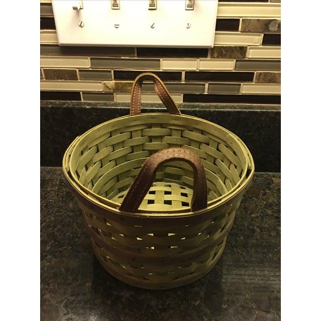 Hand-Woven Basket - Image 3 of 5