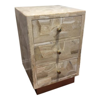Madegoods 3 Drawer Holman Nightstand