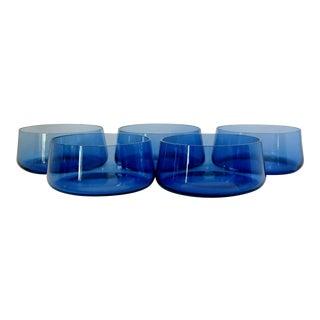 Jacob Bang Glass Bowls, Set of 5 For Sale