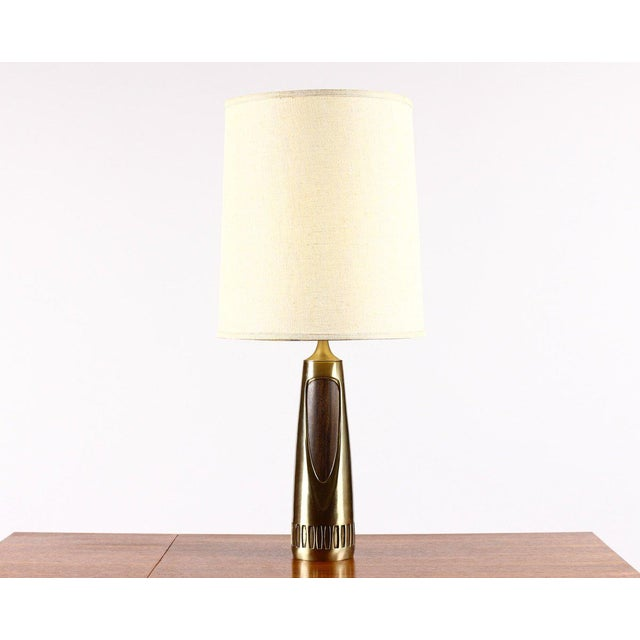 1960s Mid Century Modern Laurel Table Lamp For Sale In Los Angeles - Image 6 of 6