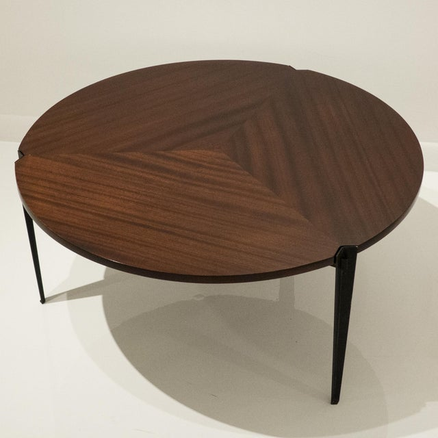 Mid-Century Modern Osvaldo Borsani Cocktail Table For Sale - Image 3 of 8