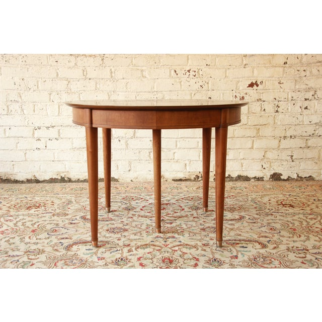 Henredon Mid-Century Dining Table - Image 5 of 9