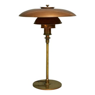 Poul Henningsen, PH 3/2 Table Lamp, Early Model For Sale
