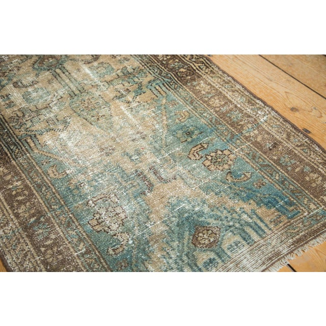 "Vintage Malayer Rug Runner - 2'6"" x 8'7"" - Image 5 of 9"