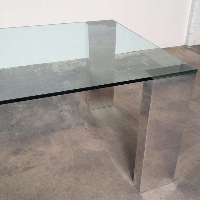 Piero Lissoni Porro Beam Dining Table - Image 4 of 6