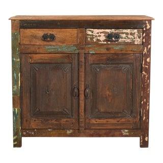 Rustic Mango Wood Cabinet