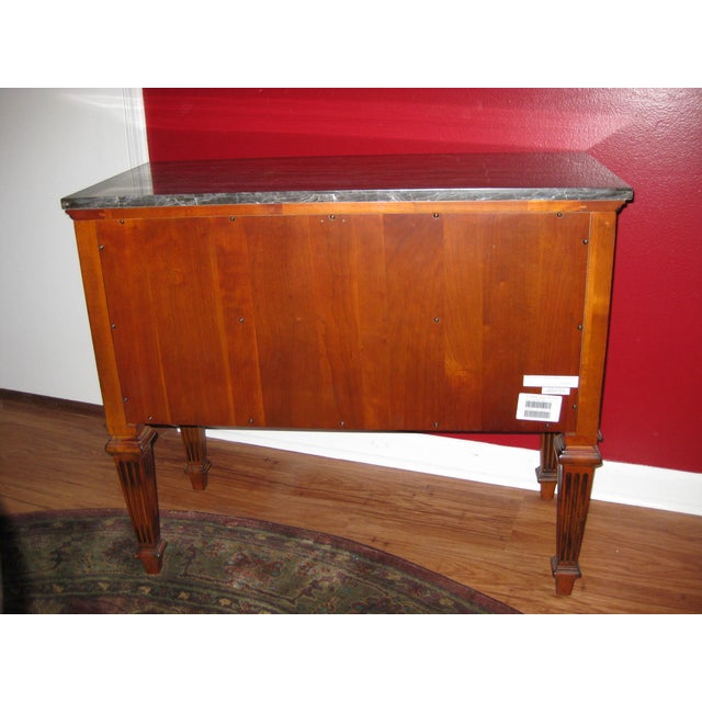 Ethan Allen Tuscany Bonner Console Table - Image 9 of 11