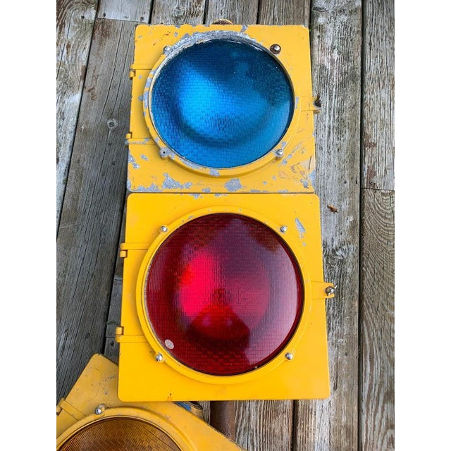 Industrial Authentic Econolite Traffic Signal For Sale - Image 3 of 10