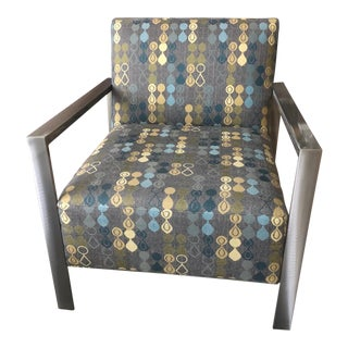 Modern Room & Board Accent Chair For Sale