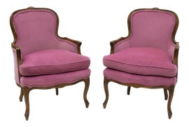 Image of Baker Furniture Company Club Chairs