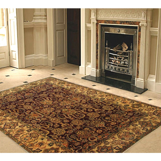 Pasargad Agra Collection - 6' X 9' - Image 2 of 3
