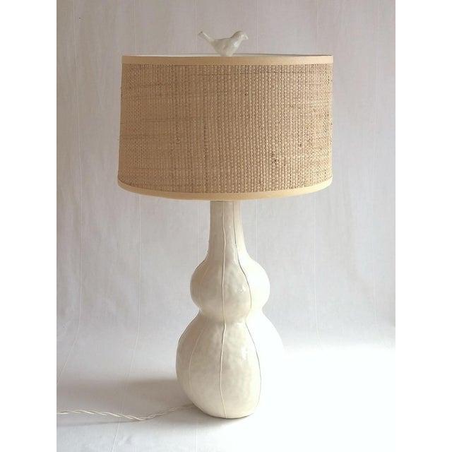 Ceramic Bird Finial For Sale - Image 4 of 5