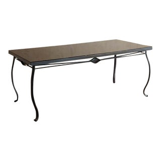 Christine Rouviere Chat Dining Table For Sale