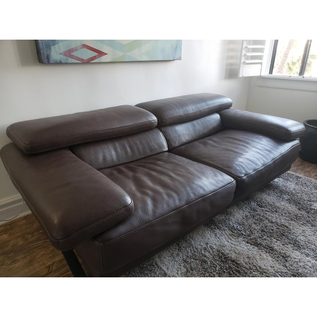 Roche Bobois Syntaxe Sofa For Sale - Image 9 of 10