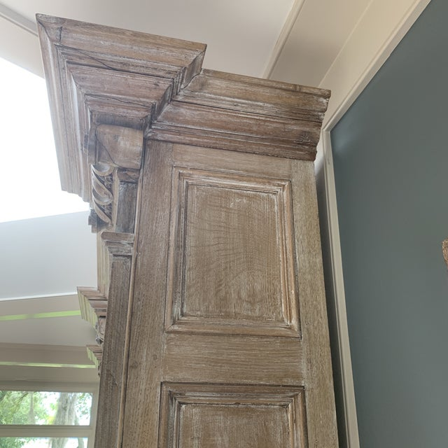 Antique French Display Cabinet For Sale - Image 9 of 13