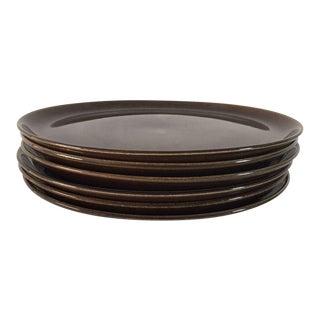Russel Wright Mid-Century Dinner Plates - Set of 6