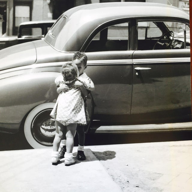 Modern Toddler Love Original Charles Teenie Harris Photo For Sale - Image 3 of 6