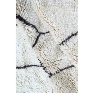 Vintage Moroccan Beni Ourain Rug - 7′ × 10′ Preview