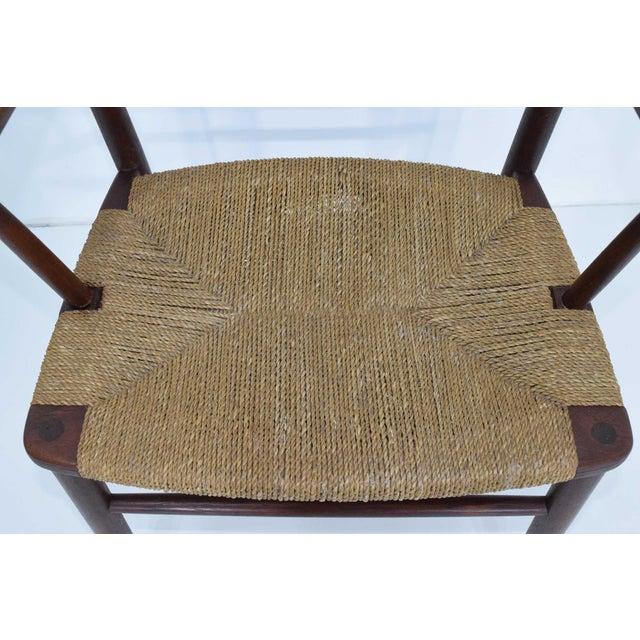 Teak Børge Mogensen Dining Chairs by Søborg Møbelfabrik in Denmark - Set of 6 For Sale - Image 7 of 9