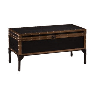 Davon Travel Trunk Cocktail Table