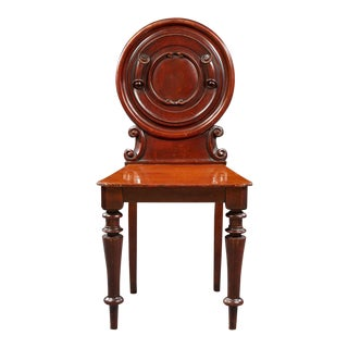 English Chair, Late Nineteenth Century. For Sale