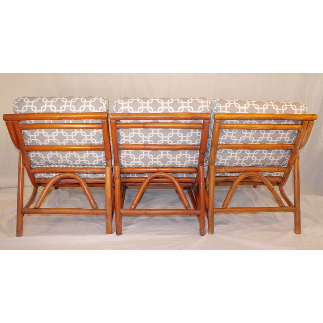 Ritts Tropitan Mid-Century Bamboo Sofa - Image 3 of 6