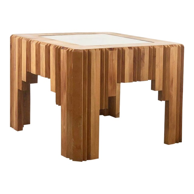 Paul Follot Coffee Table by Paul Follot From 1929 in Wood For Sale
